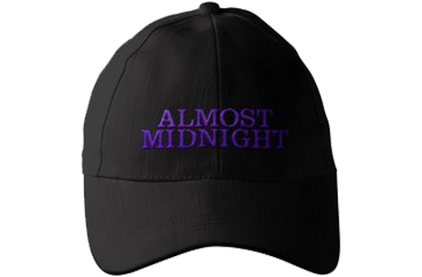 Cappellino Album Almost Midnight Filippo Perbellini